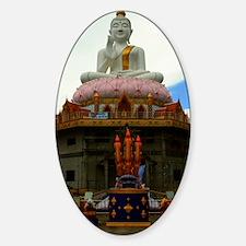 Big Bhudda Thailand Decal