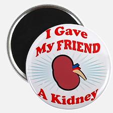 kidneyfrontFR2 Magnet