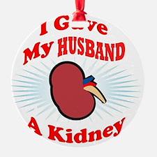 kidneyfrontH2 Ornament