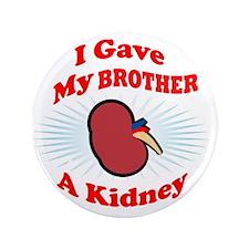 """kidneyfrontB2 3.5"""" Button"""