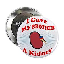 """kidneyfrontB2 2.25"""" Button"""