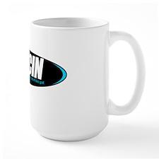 Discin Logo_10x10_apparel Mug