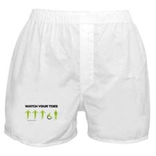 Watch Your Toes Boxer Shorts