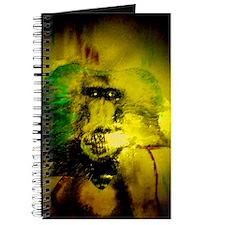 baboon head Journal