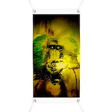 baboon head Banner