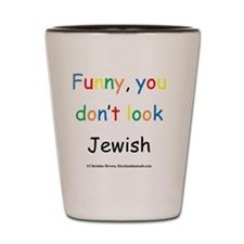 Funny1 Shot Glass