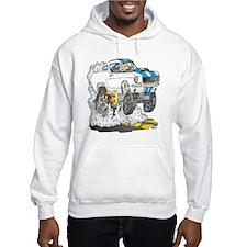 Creekrat_CARtoons_Shelby_Mustang Hoodie Sweatshirt