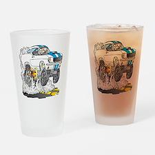 Creekrat_CARtoons_Shelby_Mustang_Te Drinking Glass