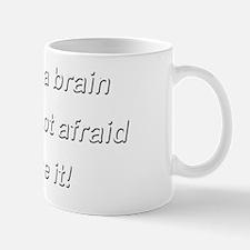 afraidb Mug