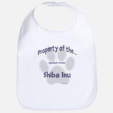 Shiba Inu Property Bib