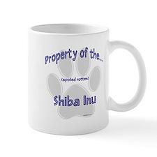Shiba Inu Property Coffee Mug