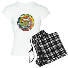 soccer-tiedye-T Pajamas