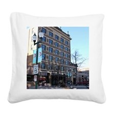 Standard-ss9423 Square Canvas Pillow