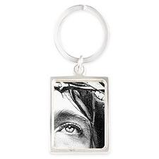 jesus12 Portrait Keychain
