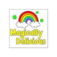 """Magically Square Sticker 3"""" x 3"""""""