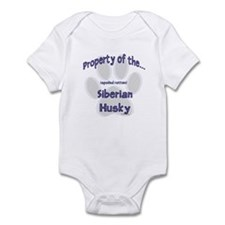 Husky Property Infant Bodysuit