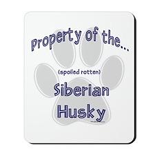Husky Property Mousepad