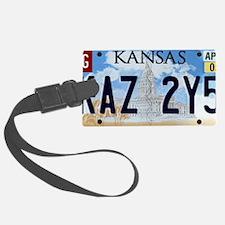 KAZ 275 Luggage Tag