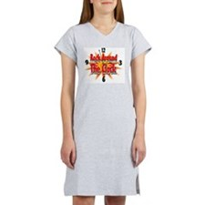 rock around the clock Women's Nightshirt