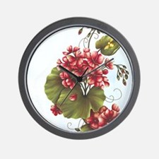 blume_ipad2cover Wall Clock
