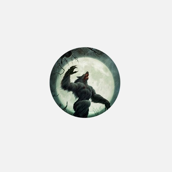 Howl-SmallPoster Mini Button
