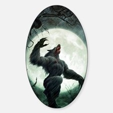 Howl-SmallPoster Decal
