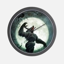 Howl-SmallPoster Wall Clock
