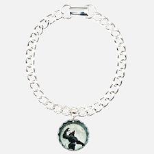 Howl-SmallPoster Charm Bracelet, One Charm