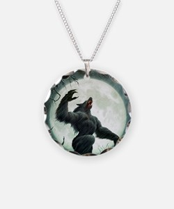 Howl-SmallPoster Necklace