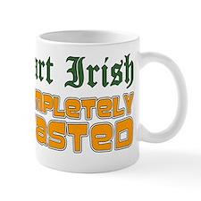 Part Irish Completely Wasted Mug