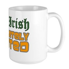 Part Irish Completely Wasted Mug