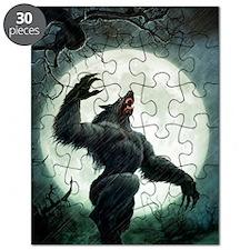 Howl-FramedPrint Puzzle