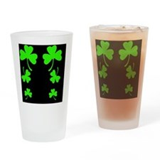 FF 3 Leaf A Drinking Glass