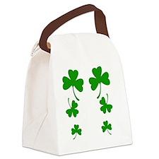 FF 3 Leaf C Canvas Lunch Bag