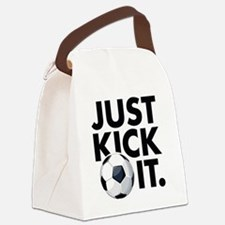 KickIt1A Canvas Lunch Bag
