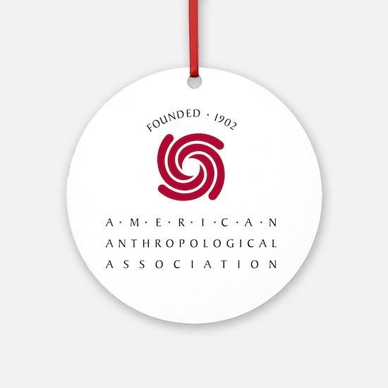 AAAlogo-2c-1902 Round Ornament