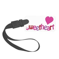 Mommys Sweetheart Luggage Tag