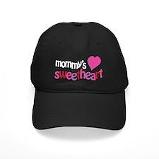 Mommys Sweetheart Baseball Hat