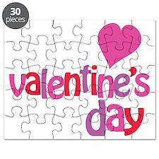 Happy Valentines Day Puzzle