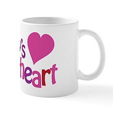 Mommys Sweetheart Mug
