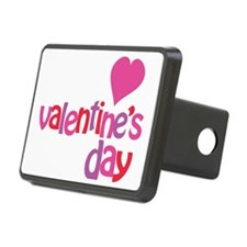 My 1st Valentines Day Hitch Cover