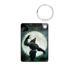 Howl-Postcard Keychains