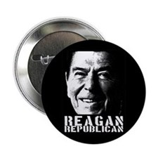 Reagan Republican Button