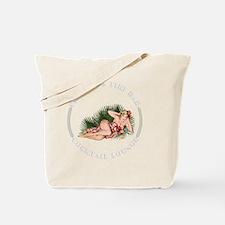 Frankies Tikki 3 blk Tote Bag