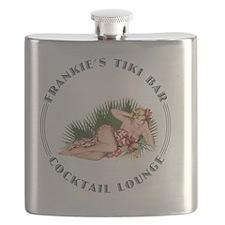 Frankies Tikki 3 wht Flask