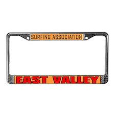 EVSA License Plate Frame