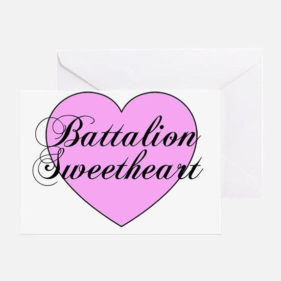 battsweet Greeting Card