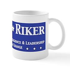 RikerPicardNEW Mug