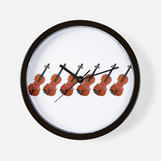 Viola Design 1 Wall Clock