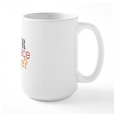 your pace feetR Mug